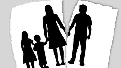 الحضانة بعد الطلاق