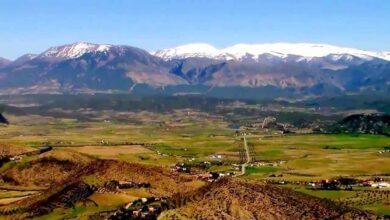 سلسلة جبال الاطلس
