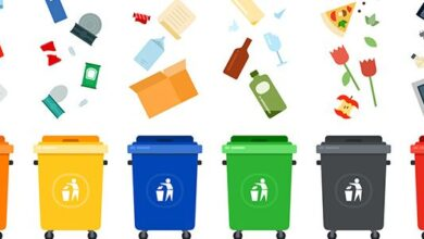 طرق التخلص من النفايات