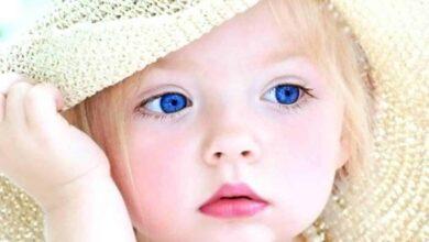صورة لطفلة
