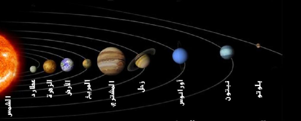 صورة الكواكب