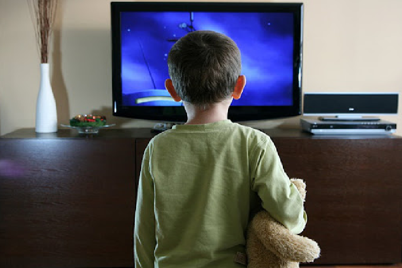 أريد أن أكون جهاز تلفزيون