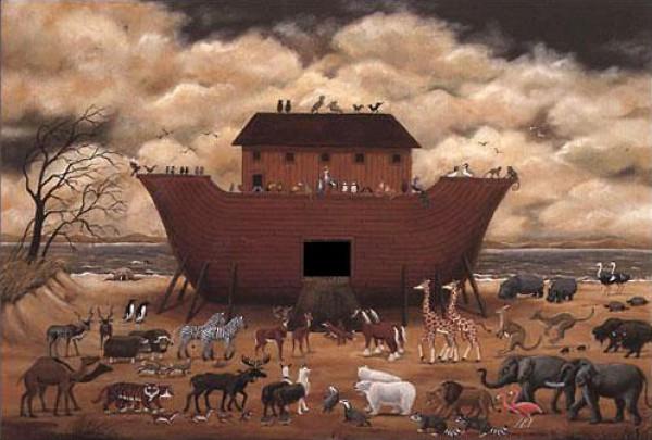 سفينة سيدنا نوح