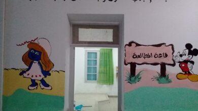 افكار لتزيين الصف و رسومات روعة للحائط.