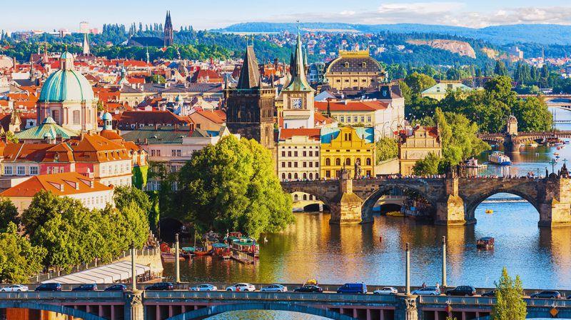جمال جمهورية التشيك