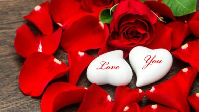 رسائل رومانسية للحبيب