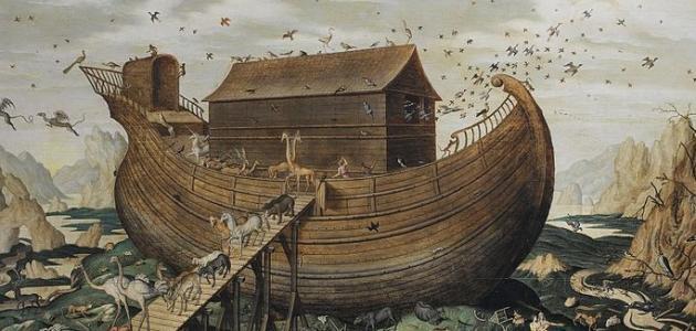 أبناء سيدنا نوح