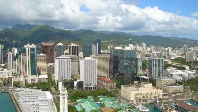 هنولولو الامريكية، هاواي.