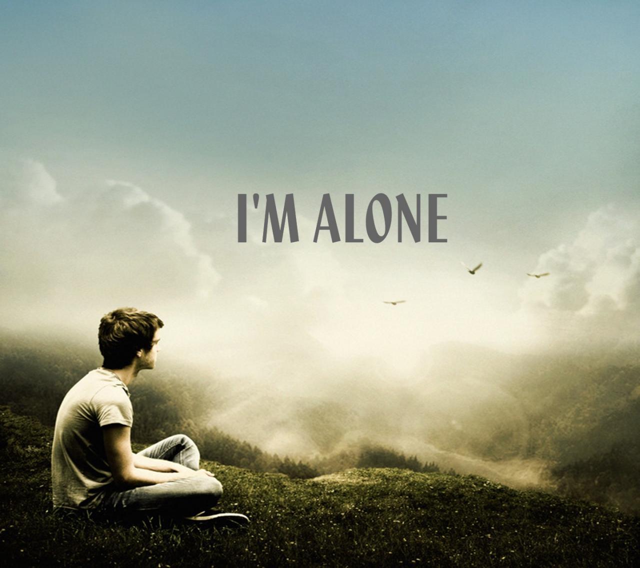 أنا وحيد