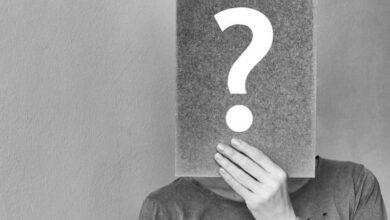 اسئلة نفسية
