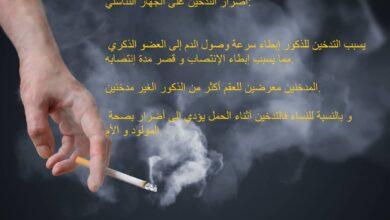 هل تعلم عن اضرار التدخين؟ أضرار التدخين على الجهاز التناسلي.