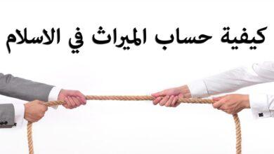 الميراث في الاسلام