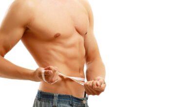 قياس محيط البطن