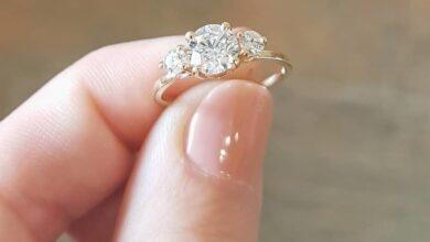 تفسير حلم الخاتم الذهب للمتزوجة لابن سيرين.