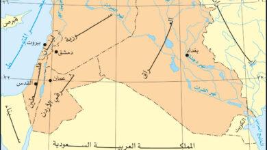 بلاد الشام قديما