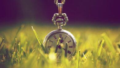 رؤية الساعة في المنام