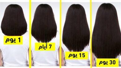 متى يطول الشعر بعد القص