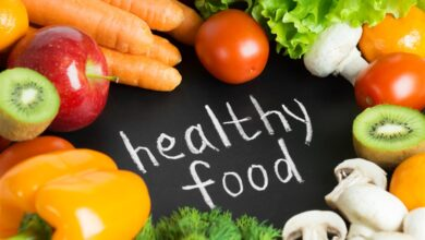 ما هو الطعام الصحي