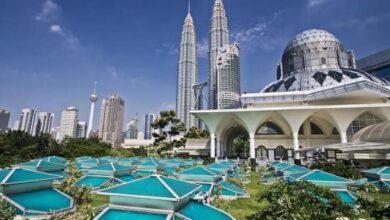 مكان سياحي بماليزيا