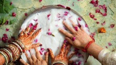 تقاليد الزواج في الهند.
