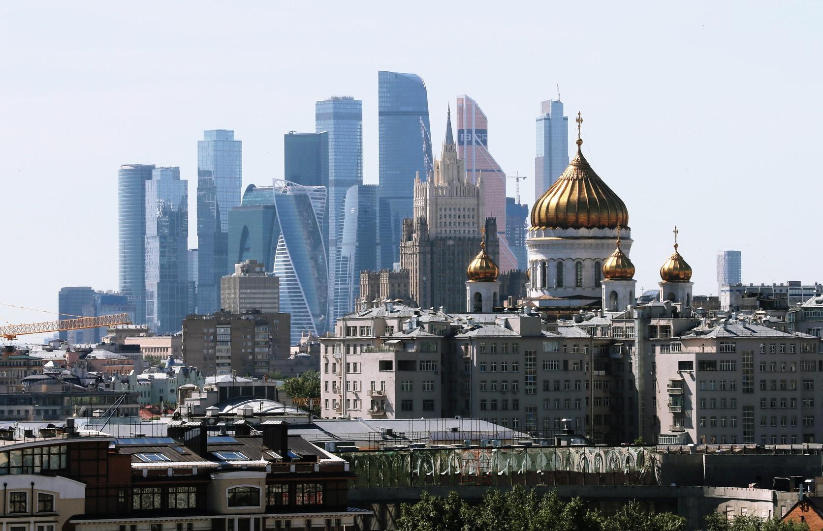 ما هي عاصمة روسيا معلومات مدهشة عن المدينة الساحرة