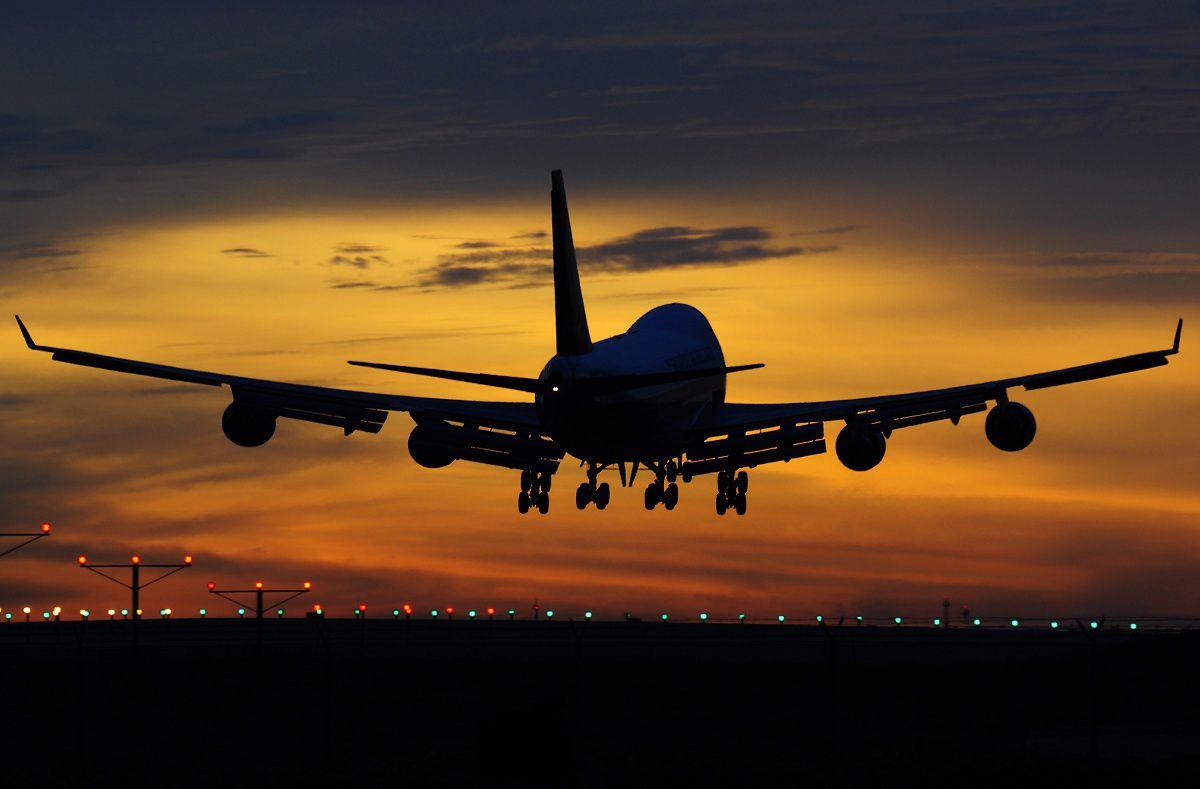 حلم الطائرة