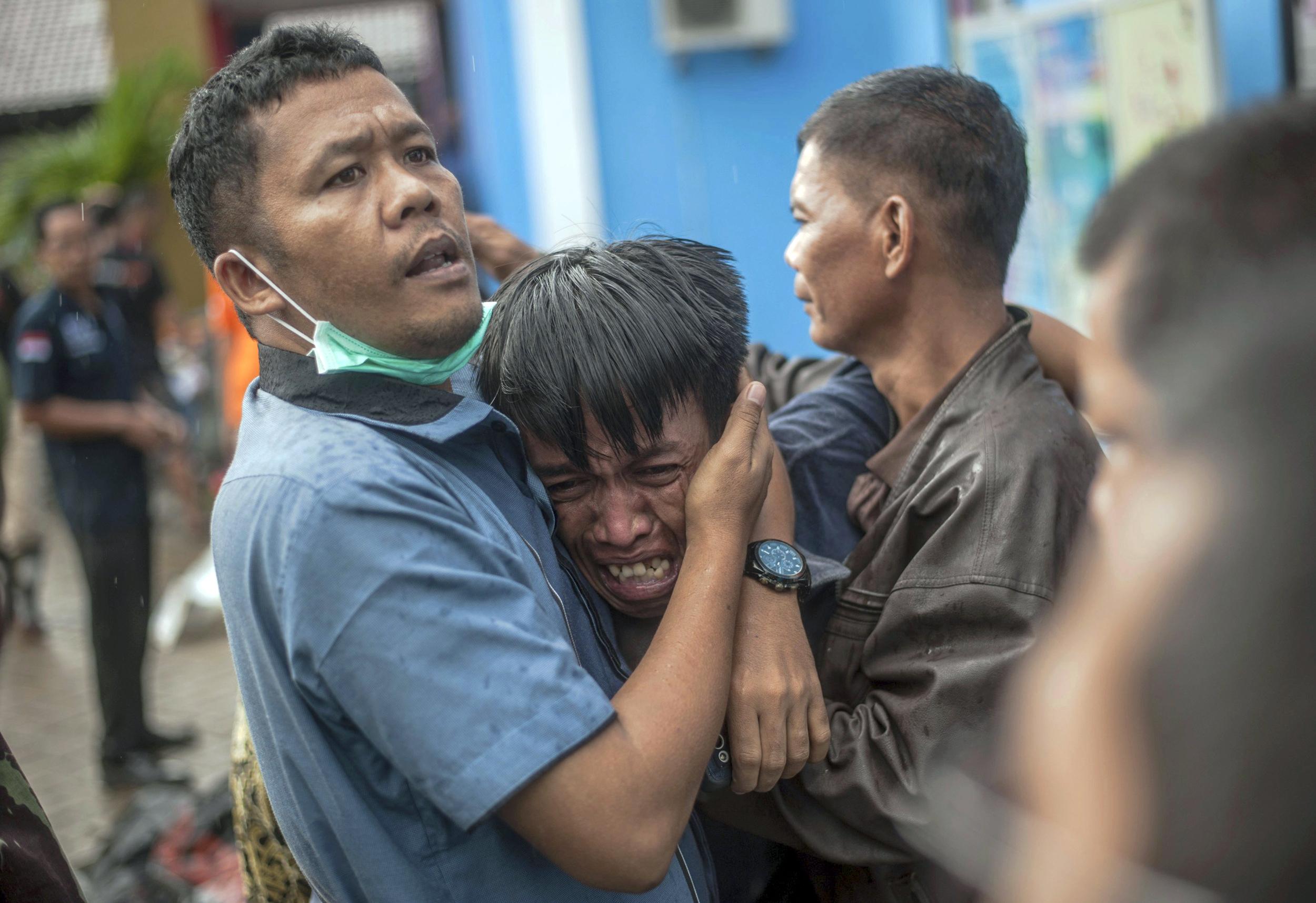 كوارث إندونيسيا