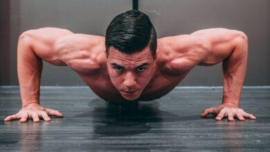 تقوية عضلات الجسم