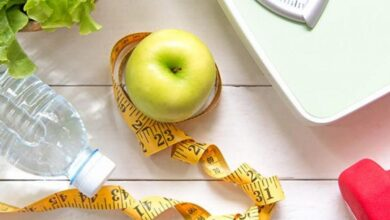 وصفات طبيعية للتخلص من الدهون