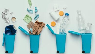 كيفية تدوير البلاستيك