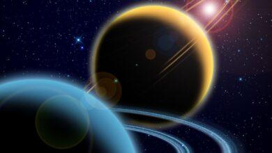 منظر مقرب للكوكب