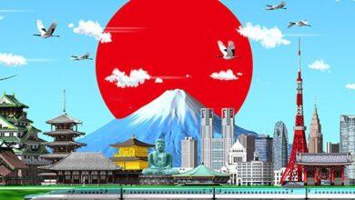 بماذا تشتهر اليابان