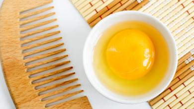 فوائد البيض لتغذية الشعر