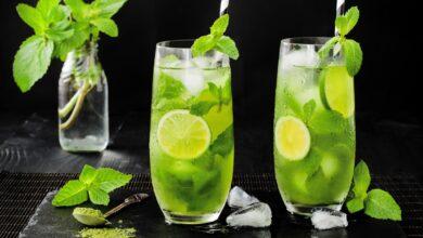 معلومات عن عصير الليمون والنعناع