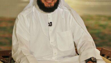 صورة للشيخ مشاري راشد