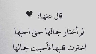كلمات روعة عن الحب