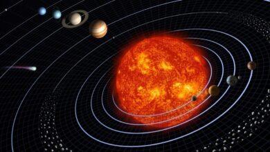 ابعد كوكب عن الشمس