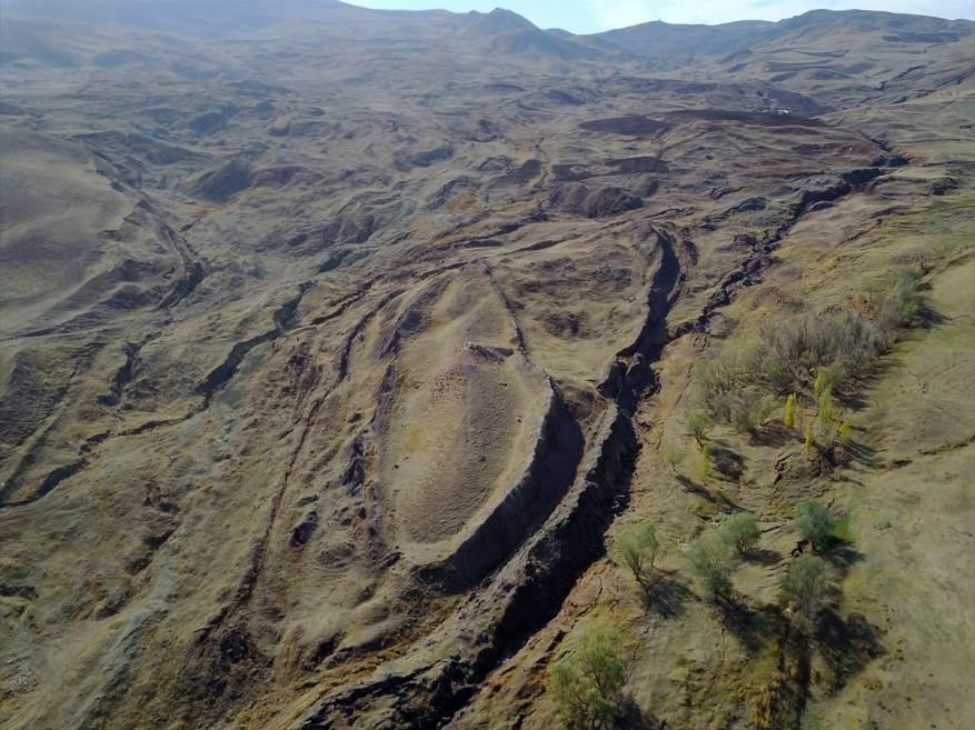 اثار سفينة نوح علي جبل الجودي