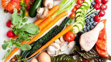 أطعمة صحية للرجيم