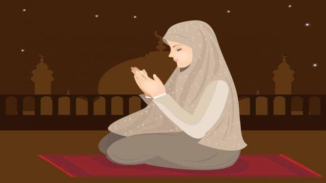 تأويل رؤية الصلاة في منام البنت