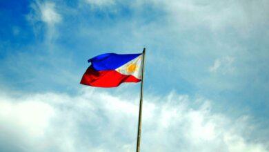 شكل علم الفلبين