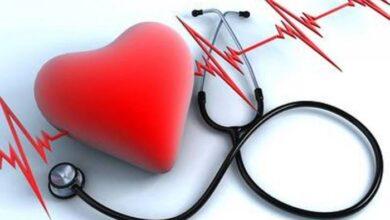ضغط الدم و ضربات القلب.