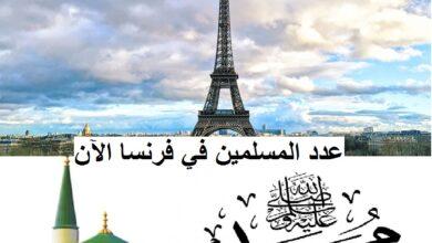 كم عدد المسلمين في فرنسا