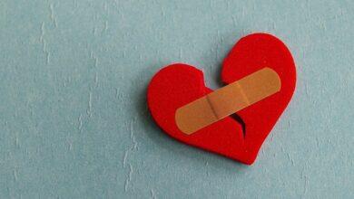 قصة حب حزينة جدا