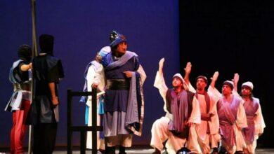 نشأة المسرح عند العرب