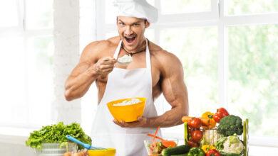 تغذية كمال الأجسام