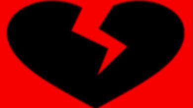 شرخ في القلب