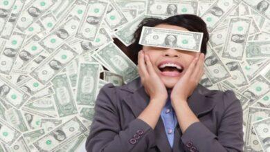 تفسير اعطاء المال في الحلم