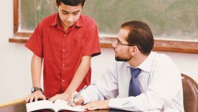 ضرورة المعلم في المجتمع