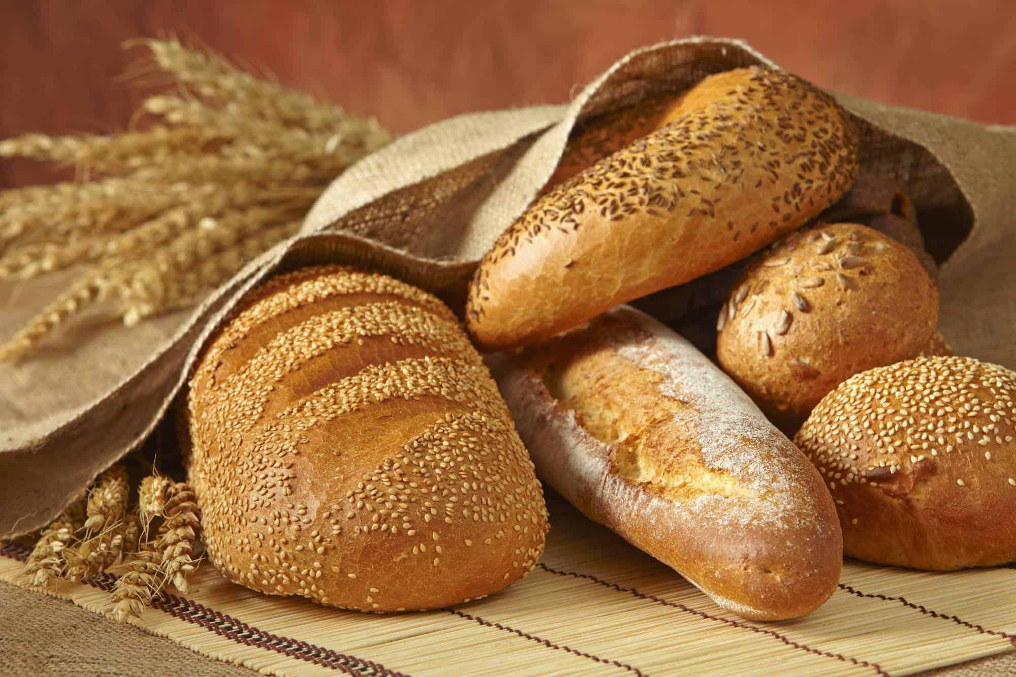 رؤية الخبز